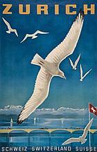 DIGGELMANN, Alex Walter (1902-1987) - ZURICH, Switzerland