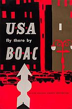 ANONYMOUS - USA fly there by BOAC