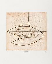 Victor Pasmore (1908-1998) - When the Lute is Broken Melodies are Remembered Not (B.L.40)