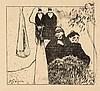 Paul Gauguin (1848-1903) - Breton Women (Les Vielles Filles a Arles), Paul Gauguin, £400