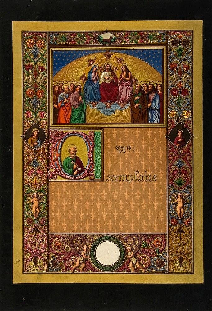 Book of Hours.- Delaunay (Abbe Henri) - Le livre d'heures de la Reine Anne de Bretagne,