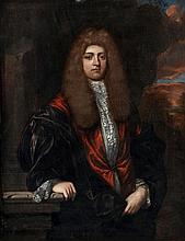 Reynier de la Haye (c.1640-1695), Portrait of a