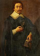 Circle of Jan Anthonisz. van Ravesteyn, Portrait