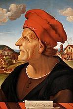 After Piero di Cosimo, Portrait of Francesco