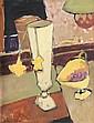 Ken Moroney (b.1949) Still life, yellow flowers