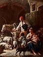 Giorgio Giacoboni (1716-1762). A shepherd and his