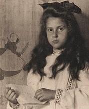 Alfred Stieglitz (1864-1946). Katherine, 1905.