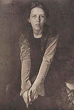 Clarence H. White (1871-1925). Laetitia Felix,