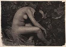 Frank Eugene (1865-1936). La Cigale, 1904.