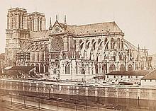 Edouard Denis Baldus (1813-1889). Cathedrale