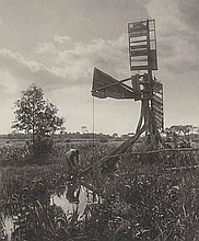 Peter Henry Emerson (1856-1936). Ruined Watermill,