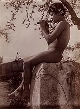 Baron Wilhelm von Gloeden (1856-1931). Untitled,