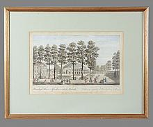 Thomas Bowles (c.1695-1767) - Ranelagh House and Gardens with the Rotunda
