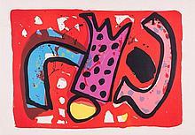 Alan Davie (b.1920) - Zurich Improvisation XVI