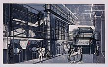 Edward Bawden (1903-1989) - Sunday Times Press