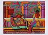 Gillian Ayres (b.1930) - Crivelli's Room I