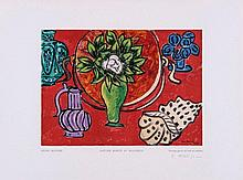 Henri Matisse (1869-1954)(after) - Nature Morte au Magnolia