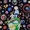 Takashi Murakami (b.1962) - Jelly Fish Eyes - Max and Shimon in the Strange Forest, Takashi Murakami, £300