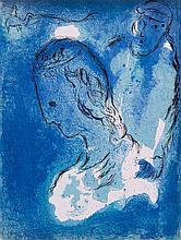 Marc Chagall (1887-1985) - Illustrations pour la bible