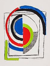 Sonia Delaunay (1885-1979) - Through the Mirrors