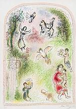 Marc Chagall (1887-1985) - The Garden of Pomona (m.541)