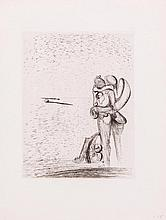 Salvador Dalí (1904-1989) - Family from, Les Chants de Maldoror (f.34-2)