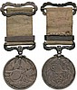 TURKISH CRIMEA MEDAL, 1855, Sardinian Issue, with
