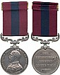 DISTINGUISHED CONDUCT MEDAL, GVR (31989 A. Bmbr: