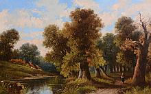 Abraham Hulk, Junior (1851-1922) - Landscape