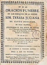 Chikaba (Teresa, Venerable).- Father Paniagua.