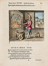 Alchemy.- Maier (Michael) Atalanta Fugiens, hoc