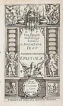 Vincart (Jean) Sacrarvm heroidvm epistolae, first