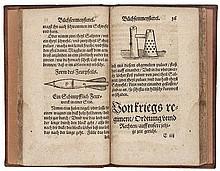 Gunpowder and Fireworks.- Buchsenmeisterei.