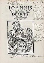 Reuchlin (Johann) De arte cabalistica libri tres,