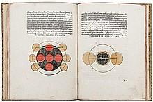 Sacrobosco (Johannes de) Sphaera Mundi, [probably