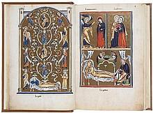 Ingeborg Psalter, number 407 of 500 copies,