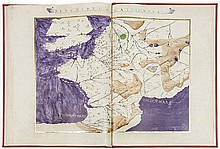 Ptolemy. Cosmography, number 267 of 550 copies,