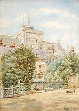 Thomas Matthews Rooke (1842-1942), Romsey,