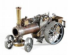 A well engineered part built 11/2 inch scale model of a 'Royal Chester' All