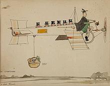 Robinson (William Heath) - 'The Eton Plane'