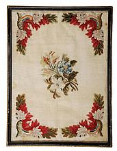 A George IV needlework sampler, by Elizabeth