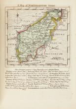 English Atlas.- - Kitchin & Thomas Jefferys. An English Atlas or a Concise View of...