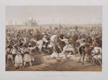 Atkinson -  The Campaign in India, 1857-58. From Drawings made during the...