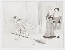 Boutet de Monvel (Maurice) - Gassies des Brules (Georges) La Farce de Maître Pathelin,