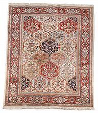 A Tabriz carpet, approximately 191 x 297cm