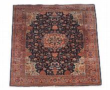 A Tabriz carpet, approximately 202 x 308cm