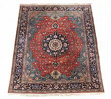 A Tabriz carpet, approximately 340cm x 253cm