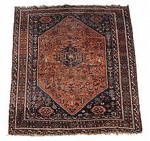 A Quashqai carpet , approximately 228 x 323cm