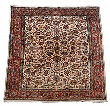 A Tabriz carpet, approximately 229 x 331cm