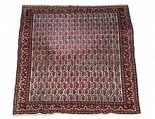A Tabriz carpet , approximately 220 x 313cm